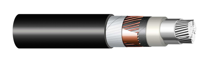 Image of 6-AHKCY three cores cable
