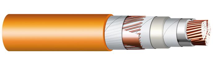 Image of NOPOVIC 6-CHKCH-R three cores drát