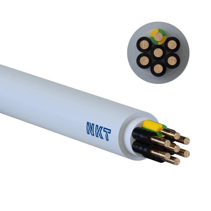 Image of NYM 300/500 V 3-core cable